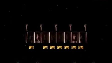 wysiwyg楼体灯光秀  早期国外做的案例    非常有创意