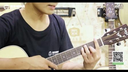 【音乐特种兵吉他入门教学】第三十三课 新手门槛-大横按的转换技巧