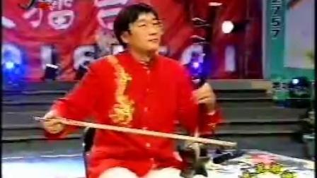 《河南梆子腔》李永志豫剧板胡独奏