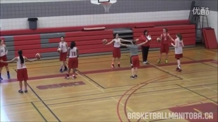 Manitoba加拿大篮球协会教练培训教学
