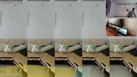 图像特效滤镜(KinectV2)