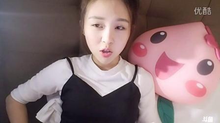 斗鱼431972欢欢女神2016年9月13日18时14分25秒直播间直播 录像