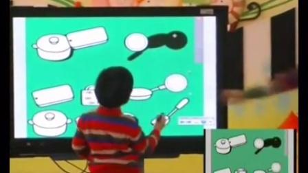 第六屆電子白板大賽《怕怪物的席奶奶》(園本教材幼兒園中班數學,南京市中華路幼兒園:王仁超)
