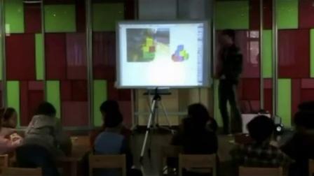 第六屆電子白板大賽《數積木》(幼兒園大班數學,常州市野堰區幼兒園:張琪)