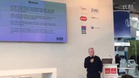 SMAC 机器人手指简报2015年于德国 Hannover Messe