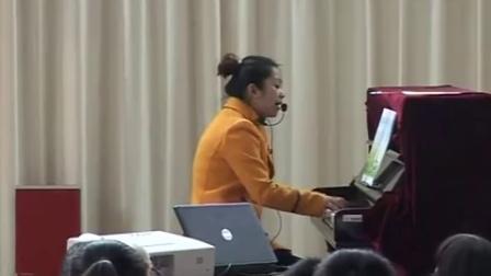 第六屆電子白板大賽《鉆山洞》(蘇教版音樂二年級,南京市雨花臺區實驗小學:徐荔婷)
