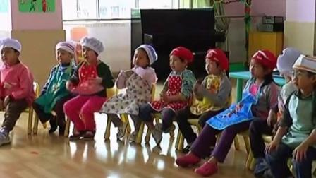 第六屆電子白板大賽《制作餅干》(幼兒園中班科學,廣州軍區空軍直屬機關幼兒園:劉梅春)