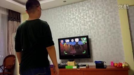奥比中光体感游戏试玩