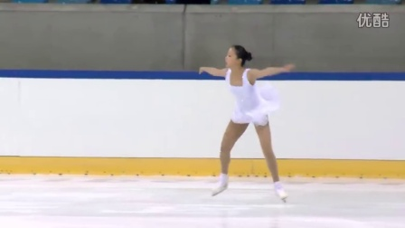 2016年花滑少年大奖赛德国站 - 女子短节目 - 第二十六名 - 韩璐