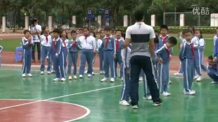 《立定跳远》教学课例-体育二年级,育才第四小学:蔡立生