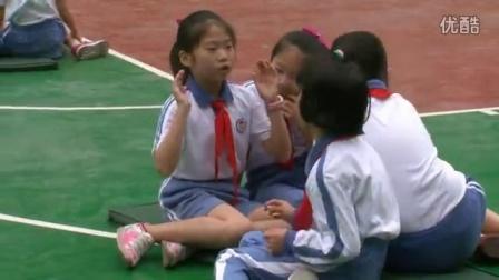 《肩肘倒立》教学课例-体育五年级,育才第四小学:于跃