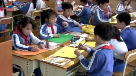 《童话城堡》教学课例-岭南版美术二年级,育才第四小学:白锐