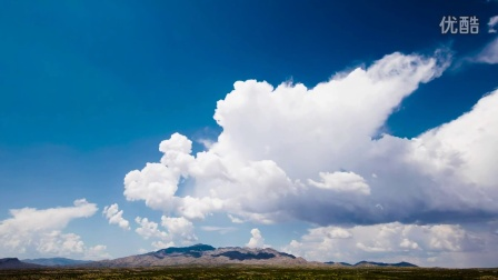 大气磅礴北美洲季风《神秘的云》