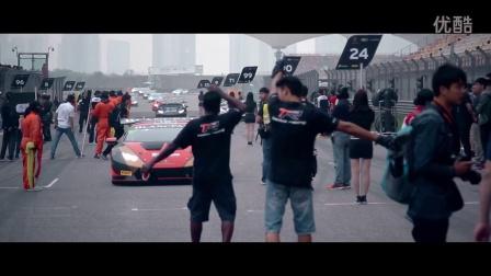 兰博基尼-宝珀Super Trofeo亚洲挑战赛中国上海站