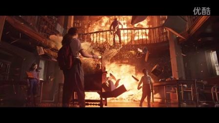 X-Men Apocalypse VFX Breakdowns Quicksilver Extraction