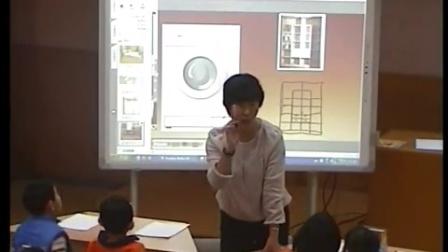 第五屆電子白板大賽《可愛的家》(北京版美術一年級,北京市東城區分司廳小學:景波)