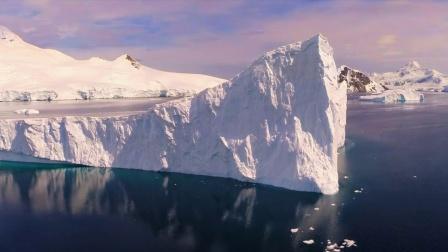 治愈系瑰丽景色短片《移魂南极州》