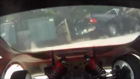 EMB-WRC拉力FPV第一视角--驾驶模型车是什么感觉