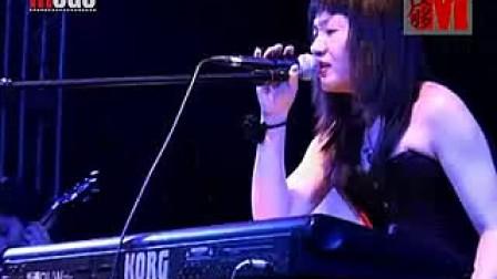 09年冷酷仙境乐队北京专场音乐会《死在报纸上的孩子》