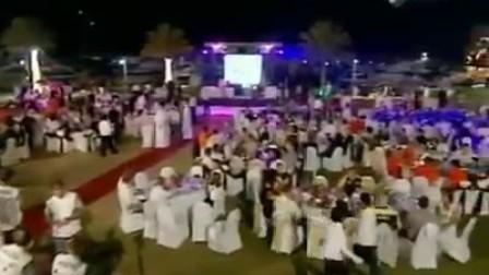 MJ在迪拜拉力赛