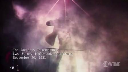 《迈克尔·杰克逊从摩城到<疯狂>的旅程》预告片