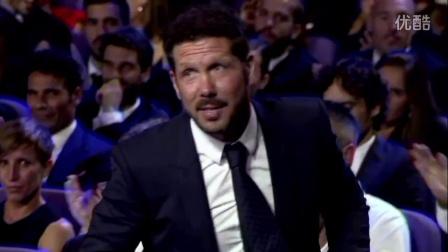 西班牙足球联赛大奖 马竞成最大赢家