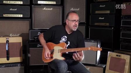 Fender Custom Shop  Figured Mahogany