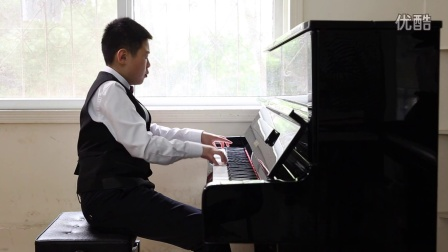 万李鹏程+钢琴三组+自选业余水平组+辉煌的托卡塔+丹尼斯.亚历山大