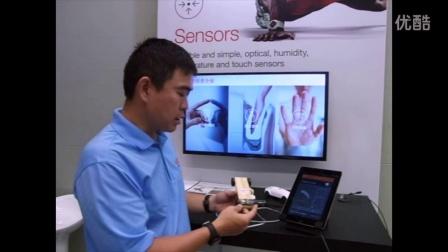 Silicon Labs演示Thunderboard React物联网传感器至云参考设计