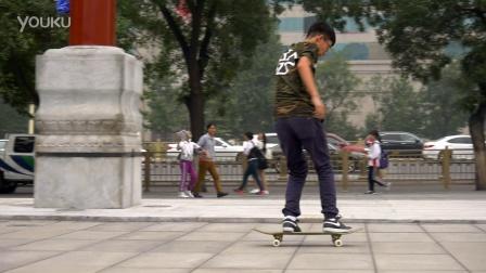 【WHATSUP Besttrick】-frontside bigspin-北京金子