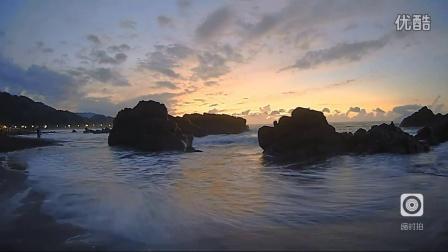 外澳海滩风光