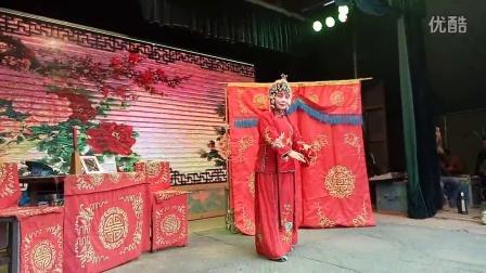 李东琴,刘朝凤领衔主演滑县大弦戏《杨州观灯》