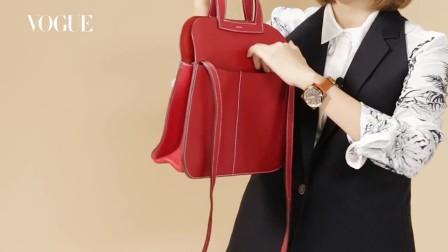 時尚編輯每週一包 _ Hermes Halzan小牛皮包,多種背法一次滿足!