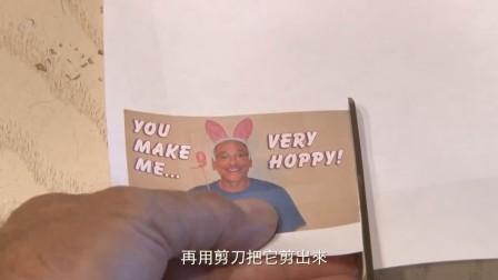 【手工狂人】DIY复活节巧克力蛋,给心爱的ta一个惊喜