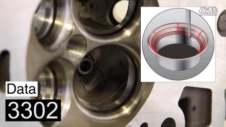 演示操作 | REVO应用于座圈阀座与阀座导管孔测量