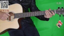 吉他教学弹唱《认真的雪》薛之谦 友琴吉他