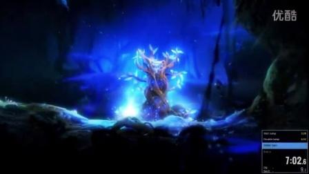 joka-【RTA】【Ori DE】奥日与迷失森林 决定版 全程邪道最速 16m50s