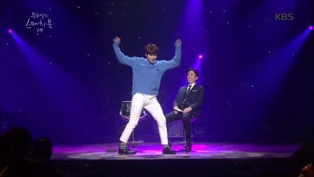 [音乐]【风车·韩语】Super Junior圭贤妖娆演绎TWICE《CHEER UP》