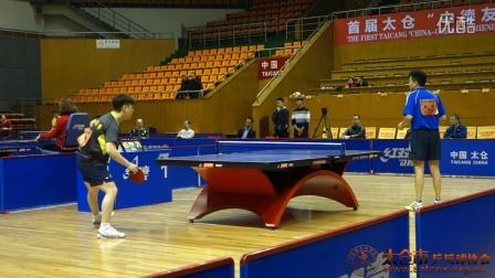 乒乓球俱乐部大循环友谊赛
