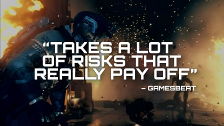 Call of Duty Infinite Warfare Post-Launch Trailer _ PS4