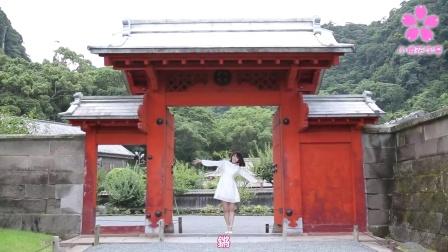 【小櫻花字幕組】鹿児島市PR CM 「かごしま推し!世界文化遺産篇」 宮脇咲良