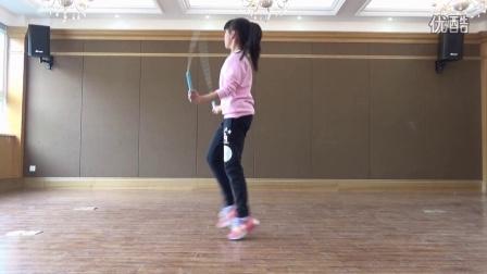 花样跳绳教学视频