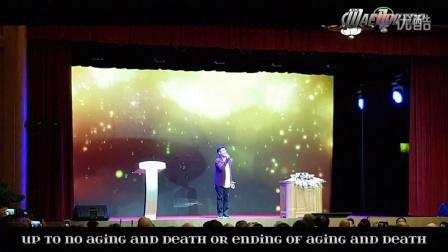 谭咏麟 (Alan Tam) - 心经 Heart Sutra (Shuang Lin 2016 MV)