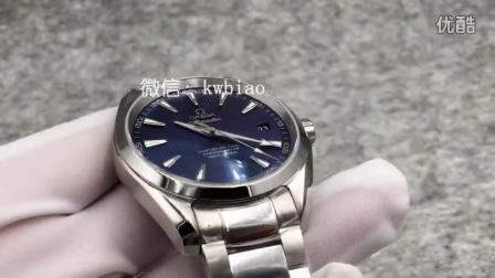 视频:外观展示,KW厂海马150M,蓝面钢带