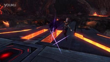 《英雄对决》忍者技能演示