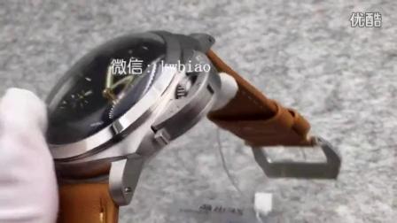 视频:外观展示,ZF厂沛纳海127