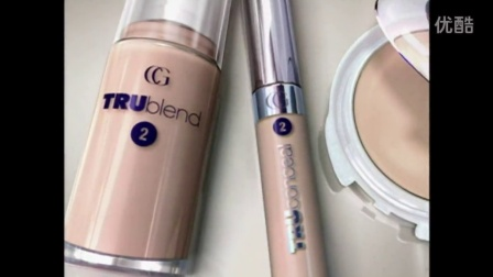 Covergirl TruBlend With Drew Barrymoore 2009 TV Commercial