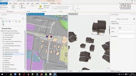 12月6日公开课《全新桌面应用程序ArcGIS Pro》