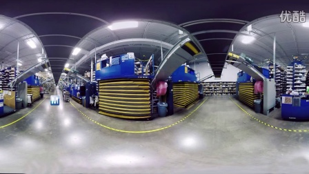 VR 360 Video Mouser Electronics Warehouse Tour