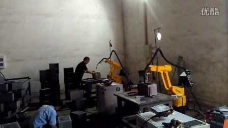 米加尼克焊机图灵机器人时代焊机保险箱焊接作业请联系17316588809